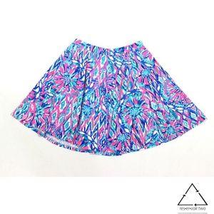 Lilly Pulitzer Mini Carlita Skirt Skort Terry